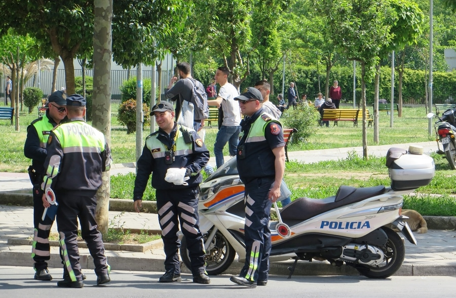 Is there petty crime in Albania?